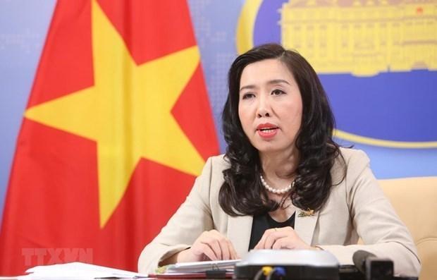 Le Vietnam rejette les enquetes scientifiques illegales dans son archipel de Hoang Sa hinh anh 1