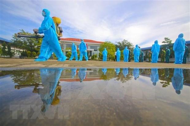 Coronavirus : le Vietnam enregistre 633 nouveaux cas dans le bilan actualise a midi hinh anh 1