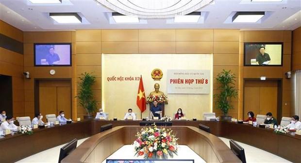 Le CEN adopte une resolution confirmant l'eligibilite de 499 deputes hinh anh 1