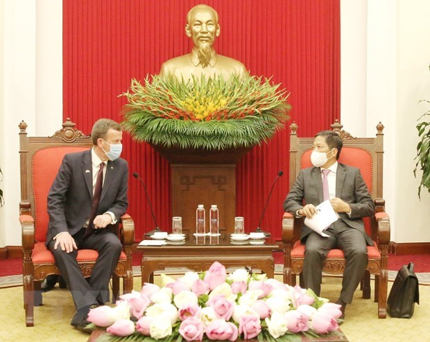 Promouvoir la cooperation economique et commerciale Vietnam-Australie hinh anh 1