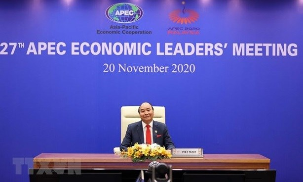 Vietnam at APEC 2021: United to Overcome Crisis and Accelerate Hinh Recovery ANH 1