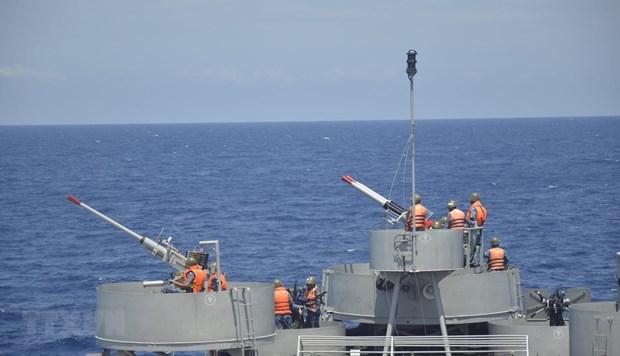 Mer Orientale : des experts russes soulignent la valeur juridique de la decision de la CPA hinh anh 1