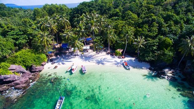 Voici comment se detendre sur l'ile tropicale paradisiaque de Phu Quoc hinh anh 1