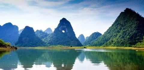 Mat Than, un chef-d'œuvre de la nature a Cao Bang hinh anh 1