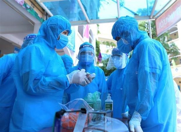Covid-19 : le Vietnam enregistre 5.357 nouveaux cas hinh anh 1