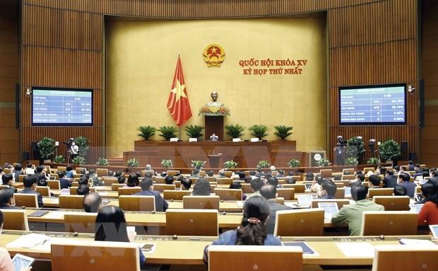 15e legislature : elections des postes importants de l'Assemblee nationale hinh anh 1