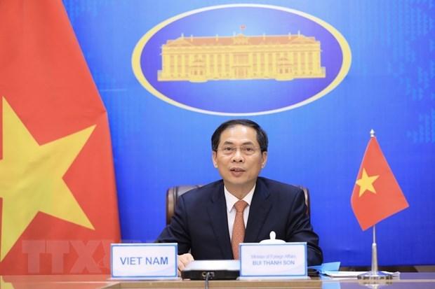 Promouvoir davantage les potentialites de la communaute Mekong - Gange hinh anh 1