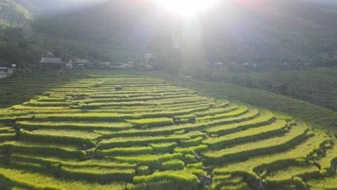 Le tourisme communautaire fait son chemin a Pu Luong hinh anh 1