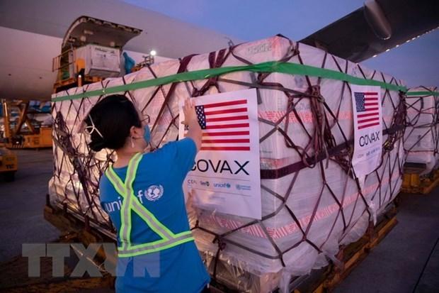 Trois millions de doses du vaccin Moderna vont arriver au Vietnam le 25 juillet hinh anh 1