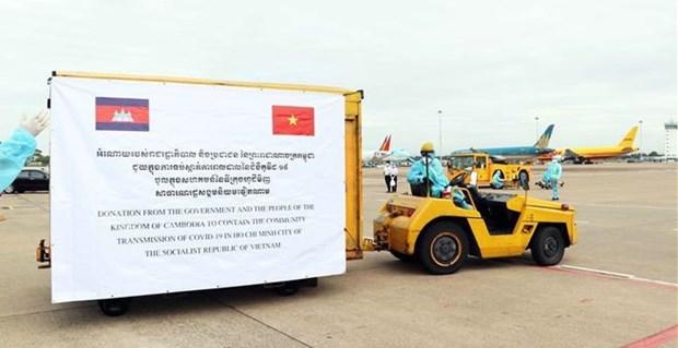 Le Vietnam salue le soutien international dans la lutte contre la pandemie hinh anh 2