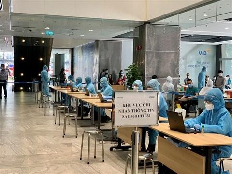Viettel vient en renfort de la campagne de vaccination a Ho Chi Minh-Ville hinh anh 1