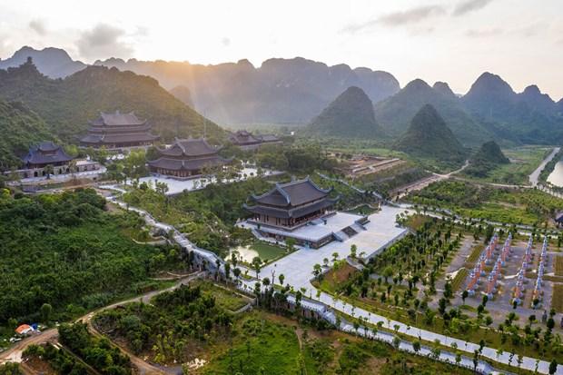 Ces provinces qui sont petites par la taille mais grandes par l'attrait touristique hinh anh 2