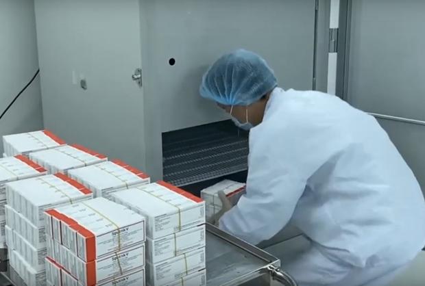 Le Vietnam avance dans la cooperation pour le transfert de technologie vaccinale anti-COVID-19 hinh anh 1
