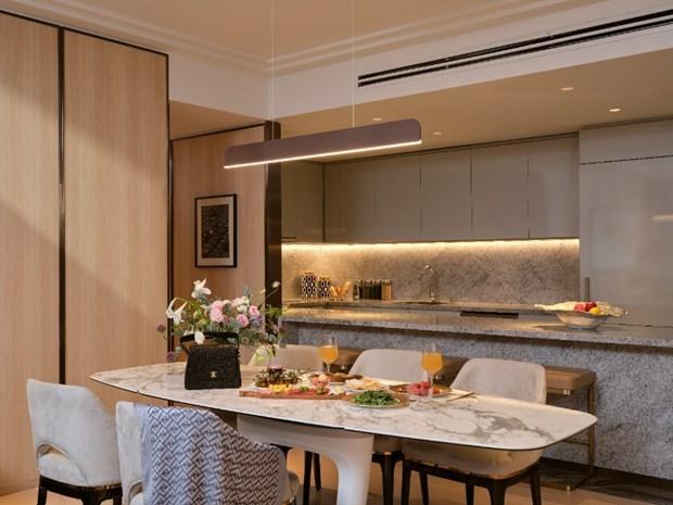 L'immobilier de luxe au Vietnam dans le top 10 mondial en termes de croissance hinh anh 1