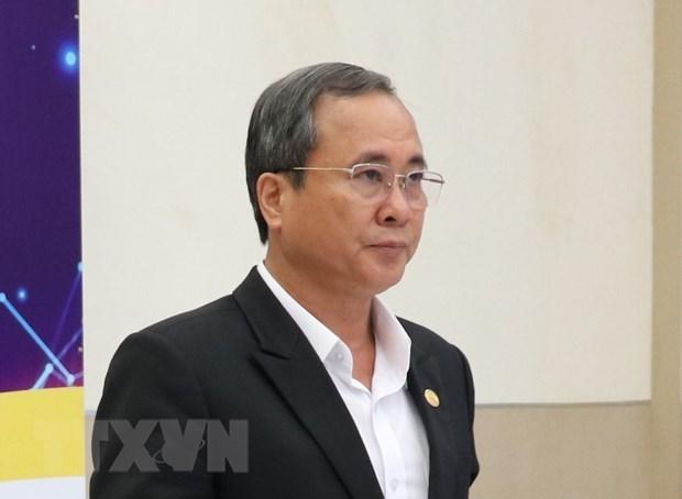 La police introduit une instance contre un ancien dirigeant de Binh Duong hinh anh 1