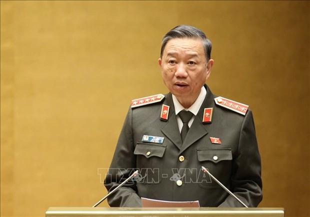 Le Vietnam et le Laos s'unissent dans la lutte contre la drogue hinh anh 1