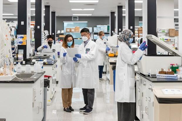 Vingroup recoit un transfert exclusif de technologie de vaccins a ARNm hinh anh 1