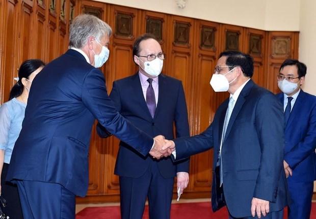 Le Vietnam considere la Russie comme l'une des priorites dans sa politique etrangere hinh anh 1