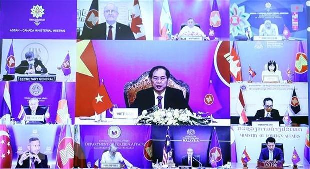 Soutien de l'ASEAN et partenaires pour des idees du Vietnam hinh anh 1