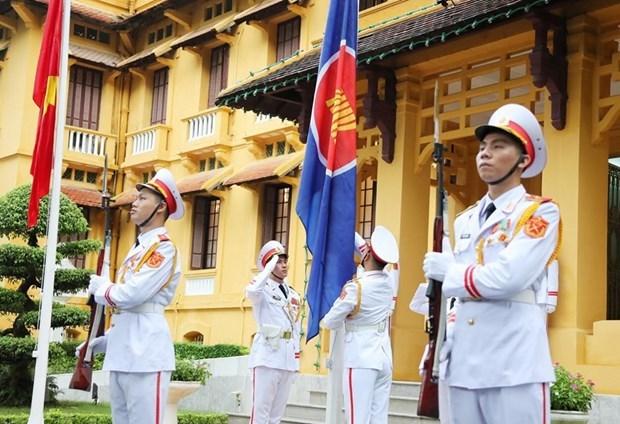 L'ASEAN s'unit pour relever les defis et avancer a pas fermes hinh anh 1
