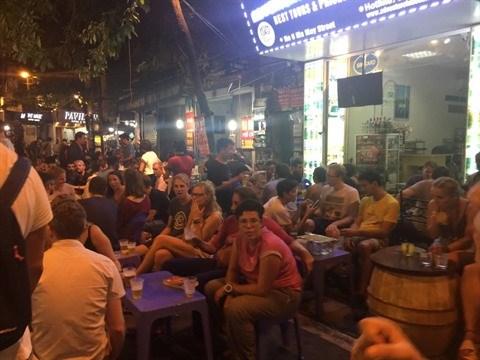 Hanoi fait partie du Top 10 des villes ideales pour boire de la biere hinh anh 1