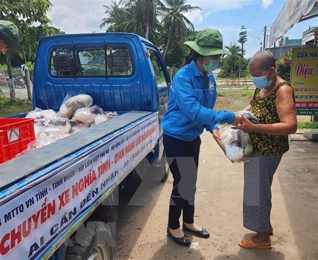 Les localites exhortees a assurer le soutien des habitants dans le contexte de COVID-19 hinh anh 1