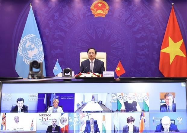 Modern Diplomacy evalue l'approche et les initiatives du Vietnam dans la securite maritime hinh anh 1