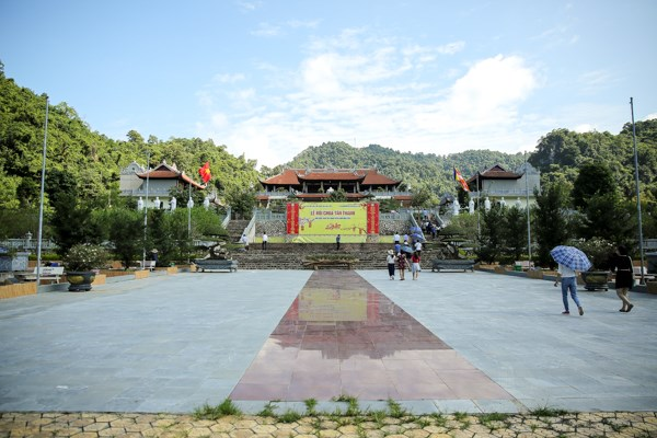 La pagode Tan Thanh, haut lieu spirituel a la frontiere septentrionale hinh anh 3