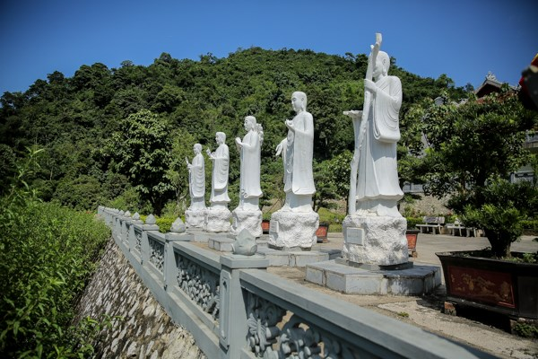 La pagode Tan Thanh, haut lieu spirituel a la frontiere septentrionale hinh anh 4