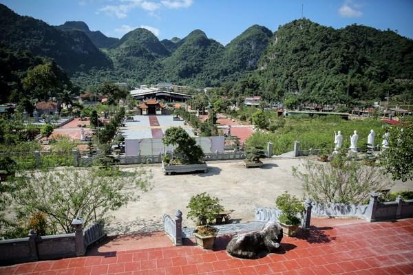 La pagode Tan Thanh, haut lieu spirituel a la frontiere septentrionale hinh anh 8