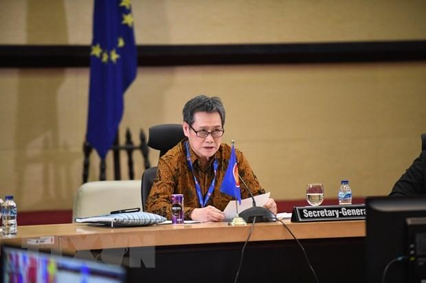 L'ASEAN avance pour devenir inclusive et resiliente malgre le Covid-19 hinh anh 1