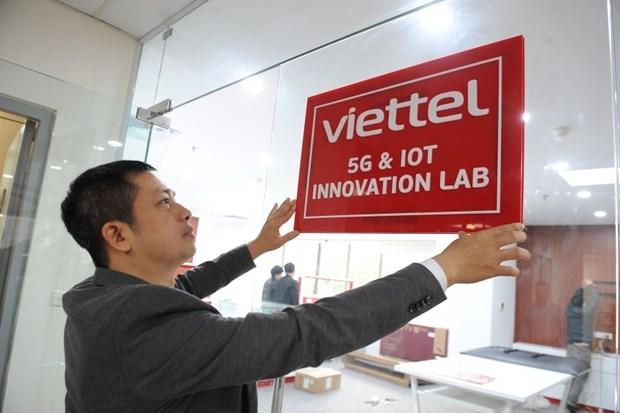 Viettel opere deux laboratoires d'innovation hinh anh 1