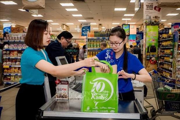 Le Vietnam s'emploie a renforcer la gestion des dechets plastiques hinh anh 1