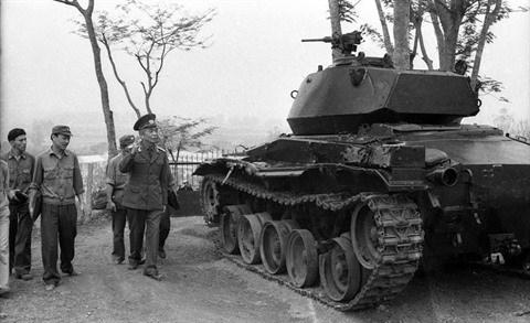 Les souvenirs et l'emotion d'un chauffeur de l'armee se rememorant le General Giap hinh anh 2