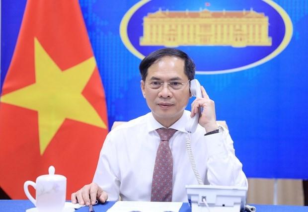 Le Vietnam et la Serbie plaident pour des liens accrus hinh anh 1