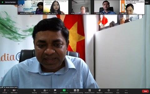 Promouvoir les affaires dans le secteur de la sante hinh anh 1