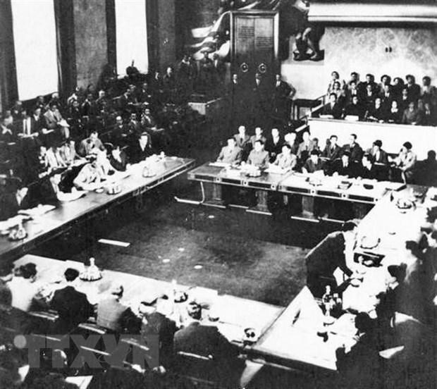 76 ans de naissance et de developpement de la diplomatie vietnamienne hinh anh 1
