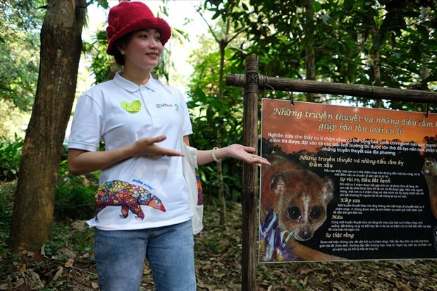 Les Etats-Unis assistent le Vietnam dans la protection de sa faune hinh anh 1