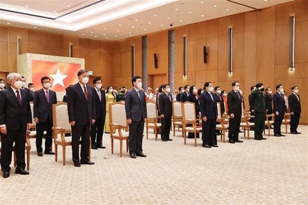 Le PM souligne les acquis et appelle a la cooperation internationale hinh anh 2