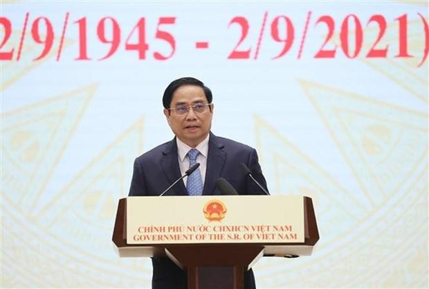 Le PM souligne les acquis et appelle a la cooperation internationale hinh anh 1