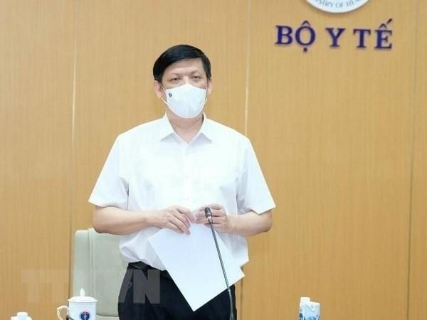 Le Vietnam intensifie le controle du COVID-19 pendant les jours feries de la Fete nationale hinh anh 1