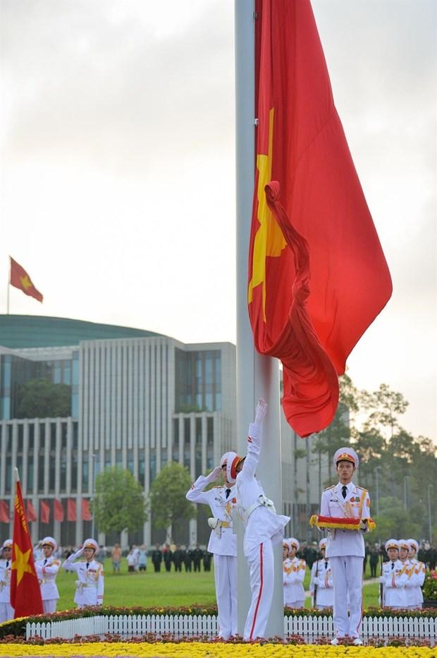 Felicitations de pays au Vietnam a l'occasion de la Fete nationale hinh anh 2