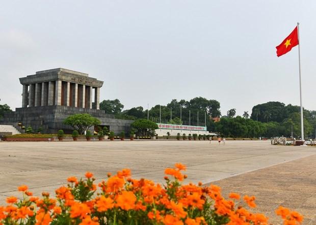 La place Ba Dinh, un site charge d'histoire incontournable hinh anh 2