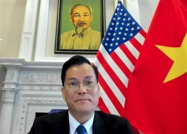 L'initiative Vietnam Spark cherche a soutenir la lutte anti-COVID-19 et la reprise economique hinh anh 1