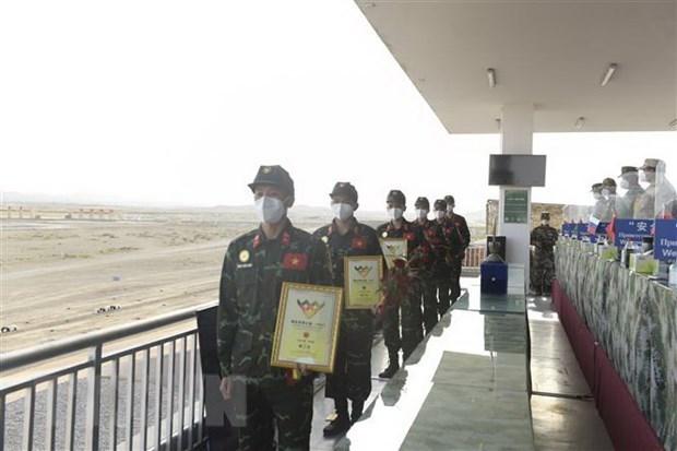 Le Vietnam se classe 7e aux Jeux militaires internationaux 2021 hinh anh 1