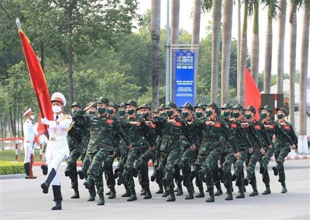 Le Vietnam poursuit son aspiration a une nation puissante hinh anh 4