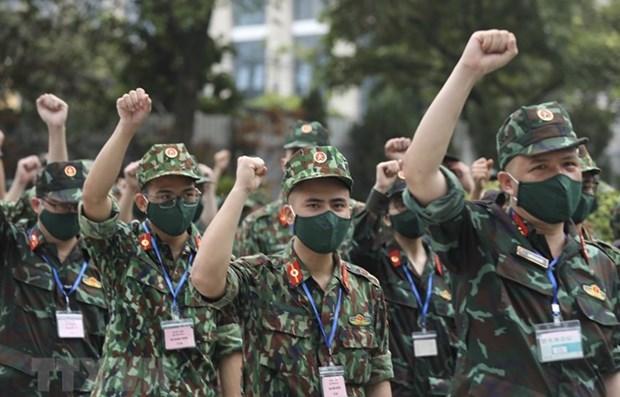 Le Vietnam poursuit son aspiration a une nation puissante hinh anh 1