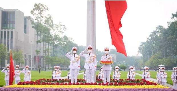 Fete nationale du Vietnam : les felicitations affluent du monde entier hinh anh 1