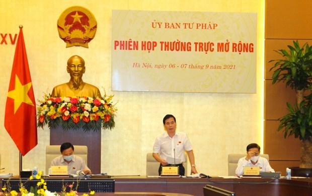 Les acquis de la lutte anti-corruption inspirent la confiance de la population hinh anh 1
