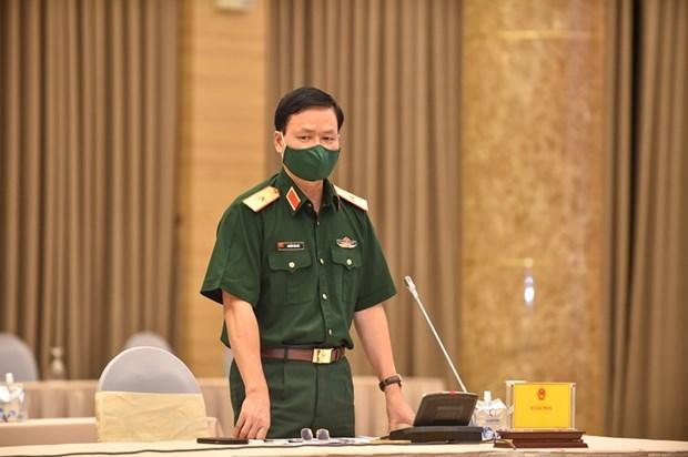 L'aide des forces militaires et policieres dans la lutte contre le COVID-19 est necessaire hinh anh 2